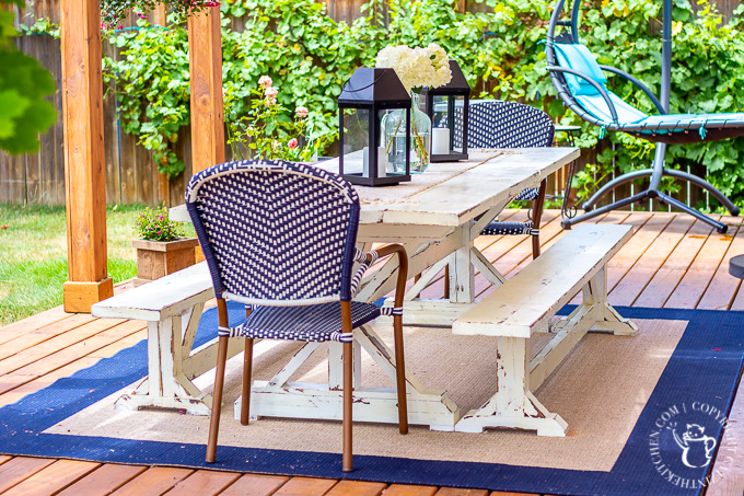 Strange Diy How We Built Our Own Magnolia Silos Outdoor Table Download Free Architecture Designs Scobabritishbridgeorg