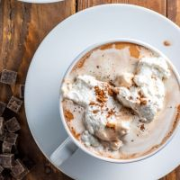 Grown Up Hot Chocolate