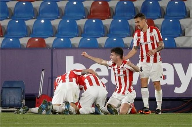 L'Athletic jugarà dues finals de Copa en tot just 15 dies