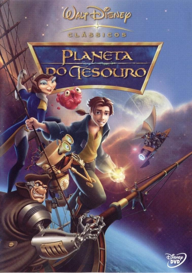 Poster do filme Planeta do tesouro