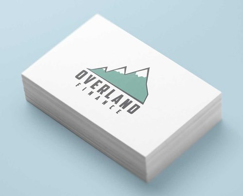 Overland Finance Branding and Website Design