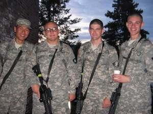 Stuart Lee Caudill, West Point