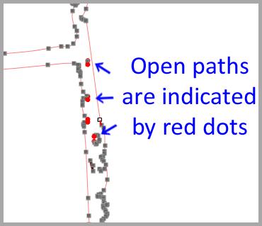 Wearable Art - open paths