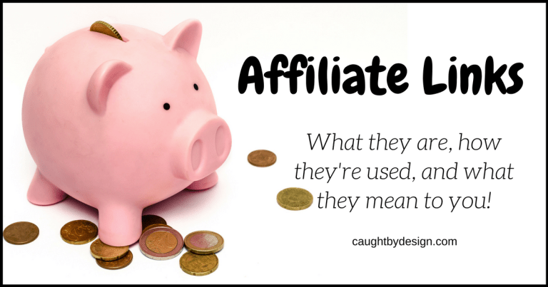 """Affiliate Links – the """"What"""" and the """"Why"""""""