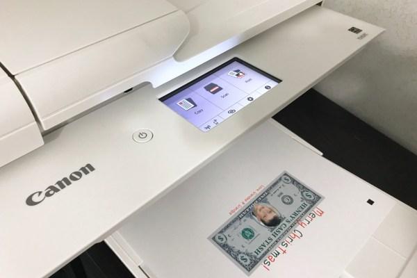 Canon TS9251C Printer