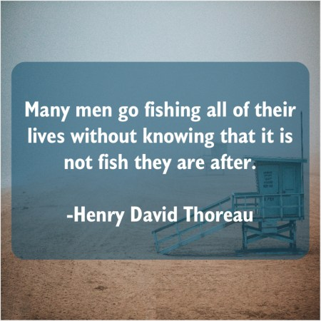 Many Men Go Fishing