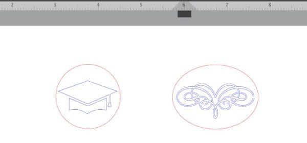 Foil Quill, Vinyl, Silhouette Studio, Graduation, Silhouette, Cameo