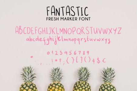 Foil Quill Fonts