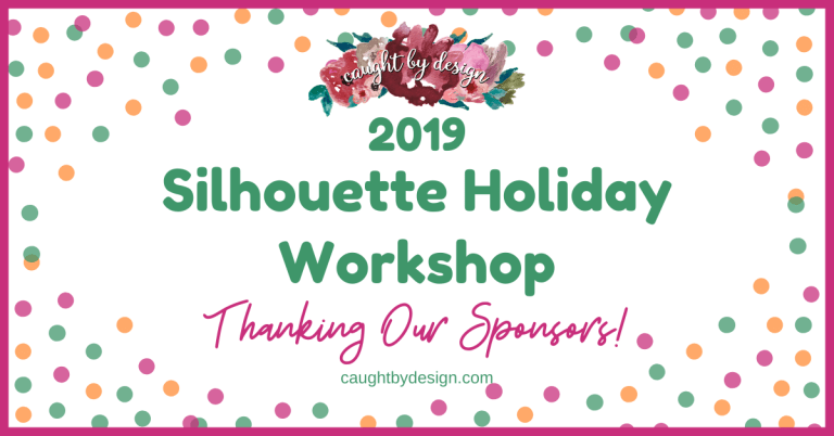 Silhouette Holiday Workshop 2019