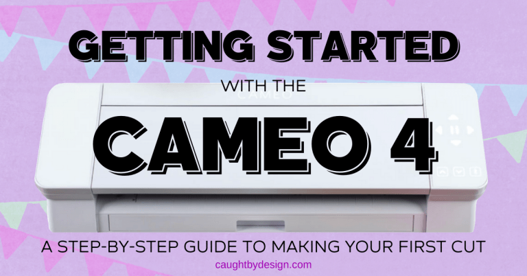 Getting Started with the Cameo 4