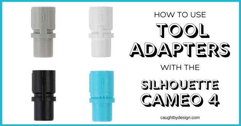 How to use Tool Adapters in the Cameo 4