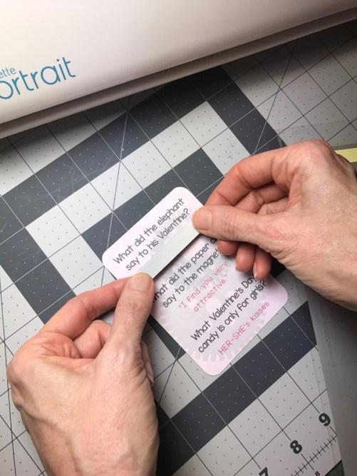 Silhouette Scratch-off Sticker Sheets