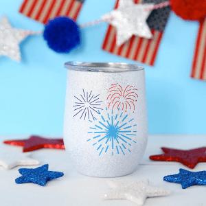 Fireworks Free SVG