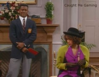 Carlton and Hilary