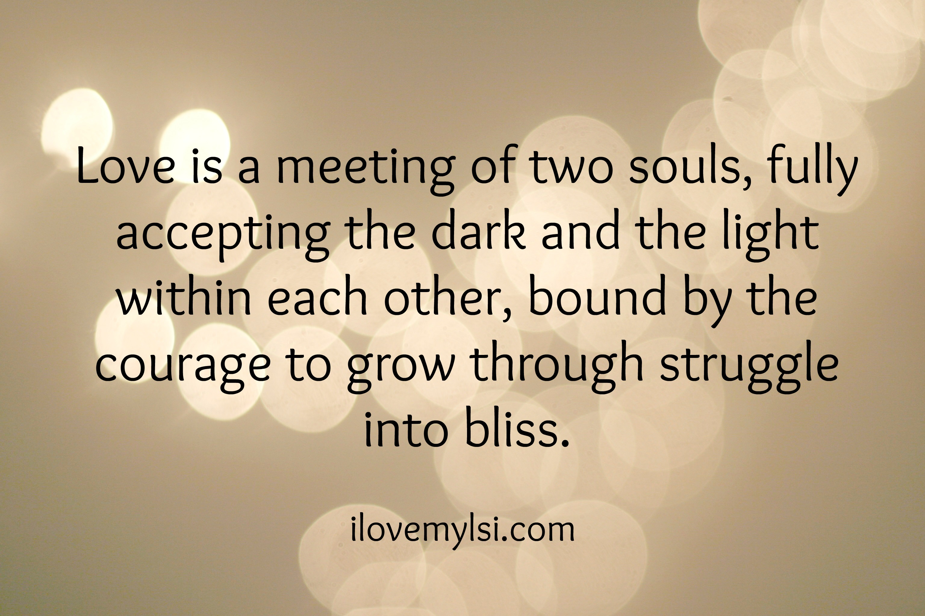 Love Each Other When Two Souls: Healing Past Life Stress
