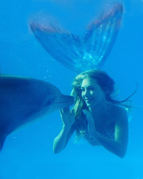 Image of Mermaid Hannah Fraser from imgfave.com