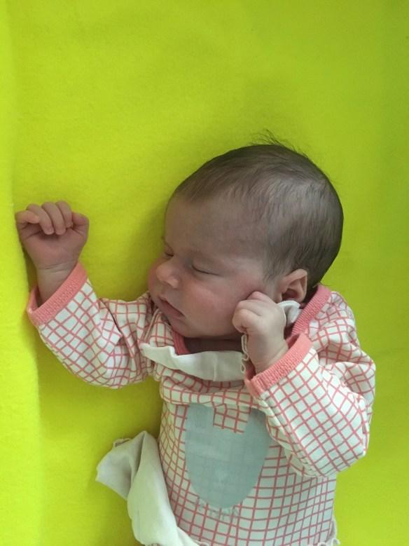 Baby Ella!
