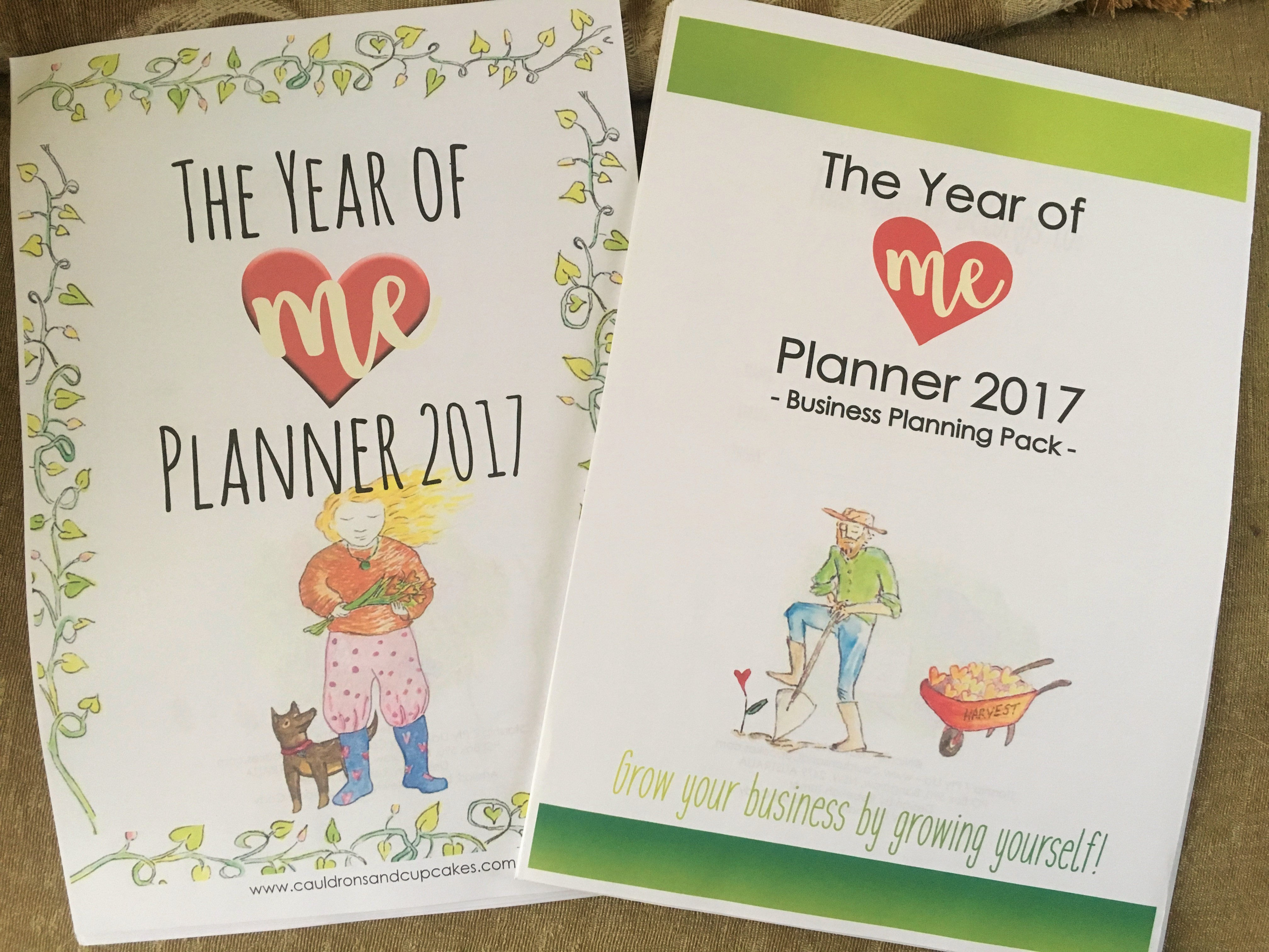 it s here year of me planner 2017 and other good stuff cauldrons