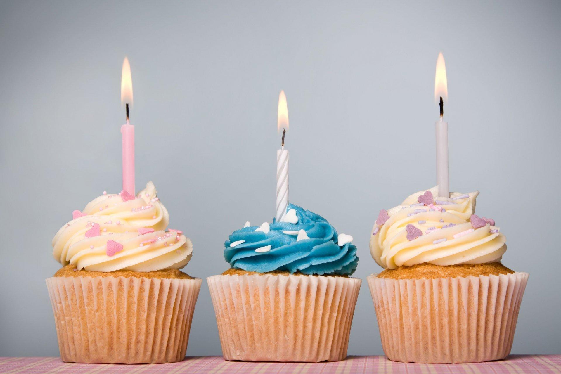 Birthday Cauldrons And Cupcakes