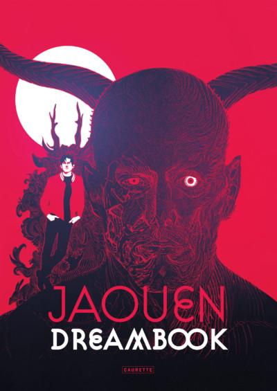 L'artbook Dreambbok de Jaoun Salaun, un voyage vers les rêves.