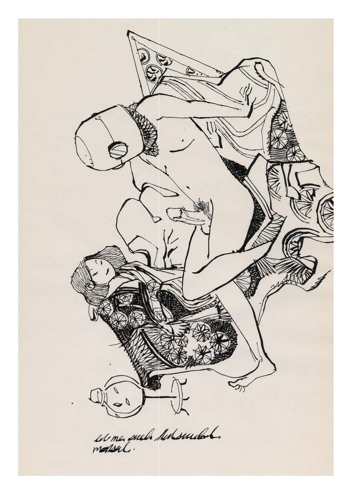 Image de l'artbook Ashley Wood - AWD XL BLACK. Le salon privé.