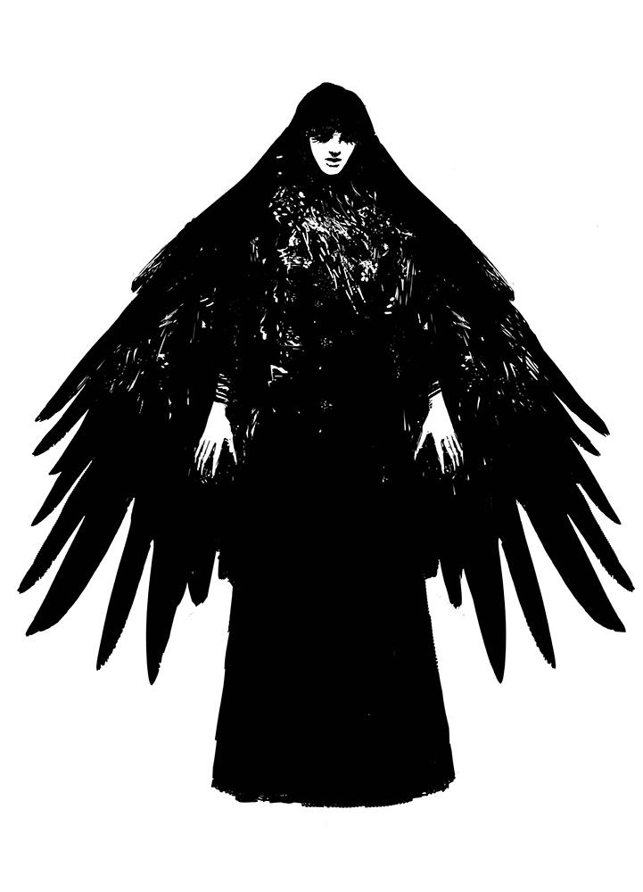 Illustration de Circé la magicienne