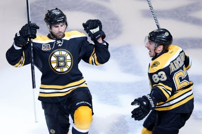 Boston Bruins: The aftermath of the Johnny Boychuk trade.