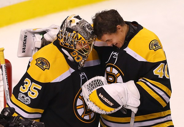 Boston Bruins to start Rask tonight, Khudobin tomorrow