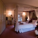 Four Poster bedroom at Causeway House B&B