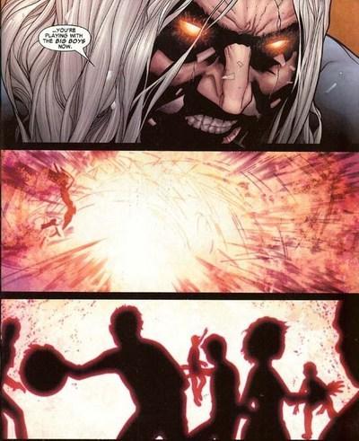 "Marvel's ""Nitro"""
