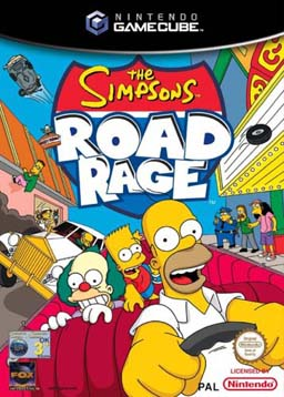 The Simpsons - Road Rage