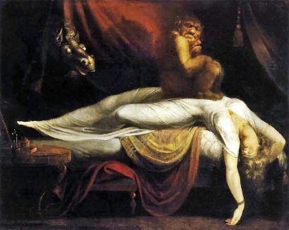 Fuseli - The Nightmare