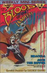 Blood of the Innocent comic