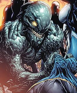 DC Comics' Mudslide