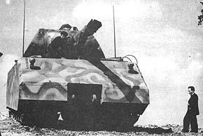 Panzer VII Maus