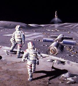 unprotected astronauts