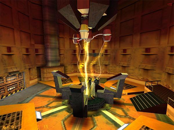 Half-Life Test Chamber