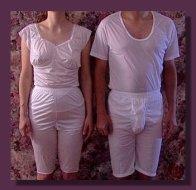 Mormon garment