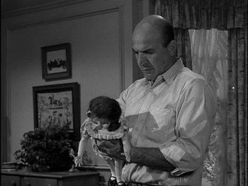 Twilight Zone Living Doll