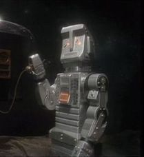 Marvin the Paranoid Android Hitchhikers guide to the galaxy