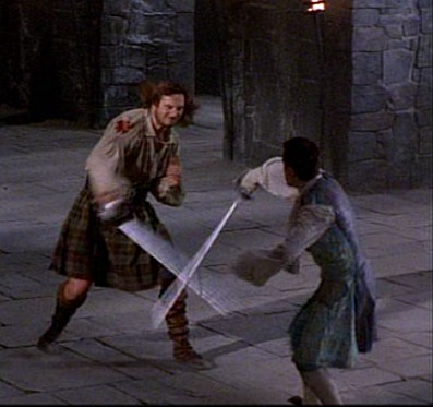 rob roy duel