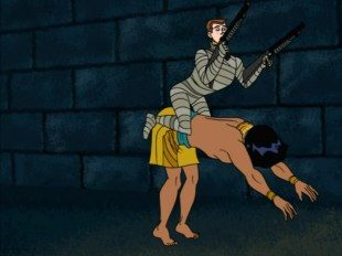 escape to the house of mummies venture bros
