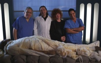mummifying alan tv show