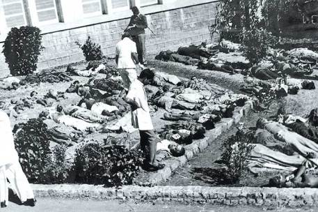 Bhopal Disaster chemical accident