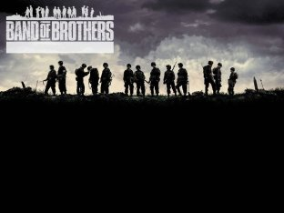 band of brothers trench warfare