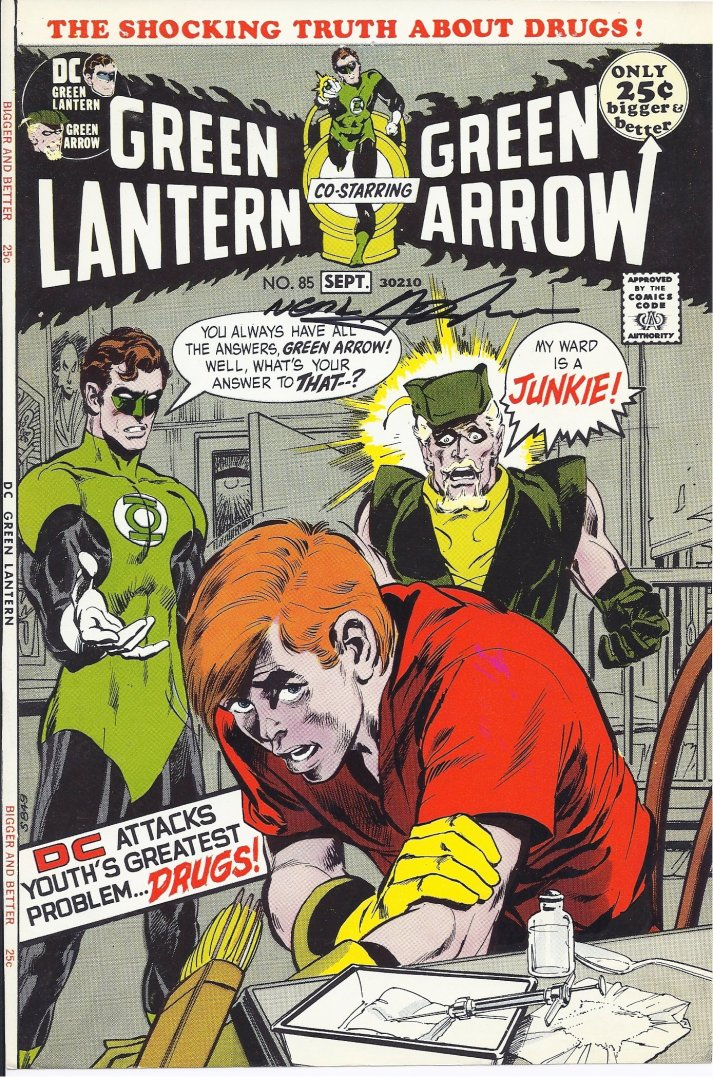 Green Lantern - Snowbirds Don't Fly