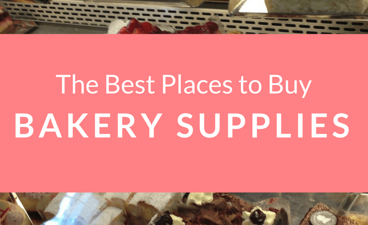 Looking for the best places to buy bakery supplies? Check out this list of companies for all your needs!