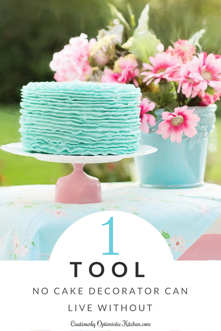 Do you have the one thing every cake decorator needs?