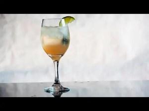 Cava Apricot Spritz - Cava Cocktail