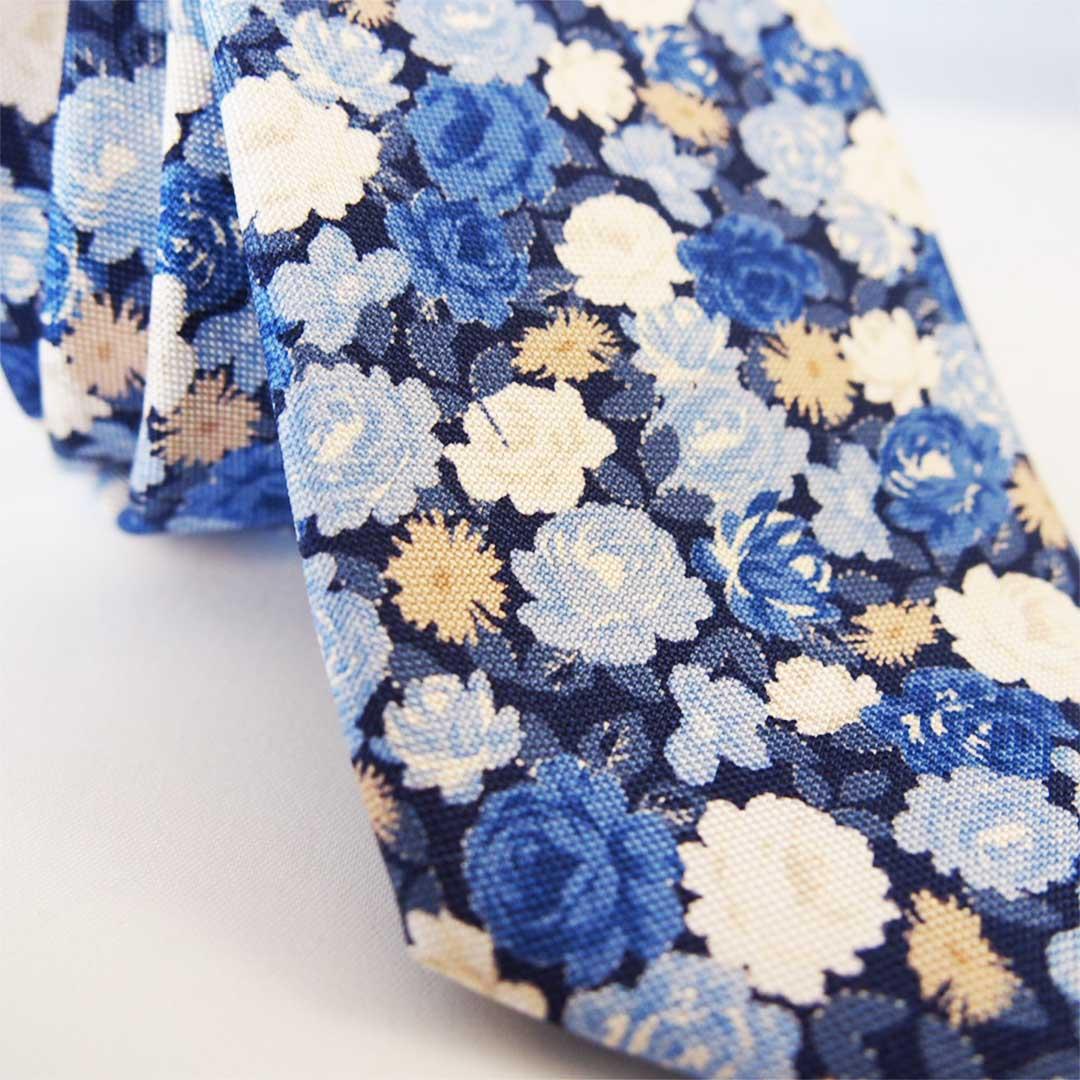 ΓΡΑΒΑΤΑ BLUE ROSES 21Α3